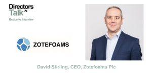 Zotefoams Plc Interview