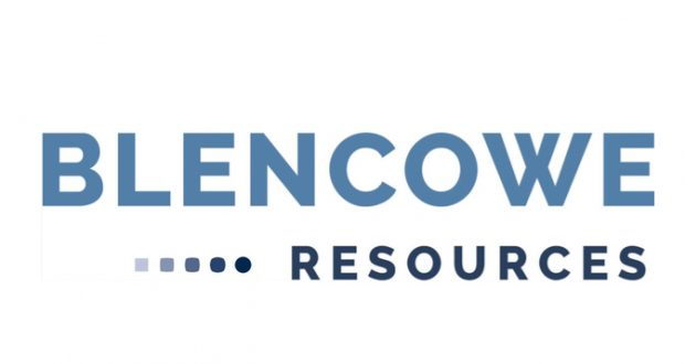 Blencowe Resources plc